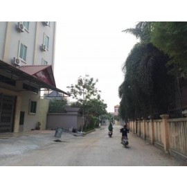 Land for sale at Kan Sen Chey!