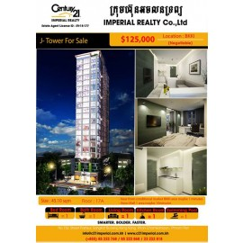 House for sale at J-Tower