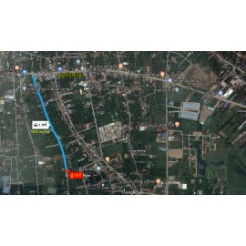 Land & House For Sale (P-000465)