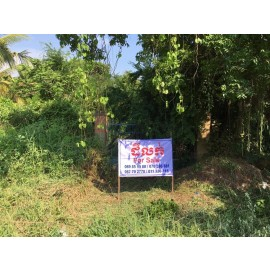 Land for Sale $400/m²