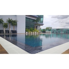 Brand New root top Pool Service Apartment 1bed
