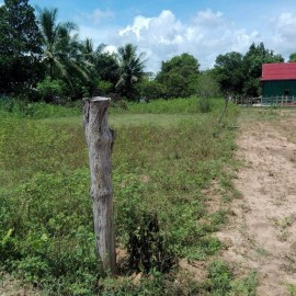 Land for Sale $3500 (ចចារបាន)
